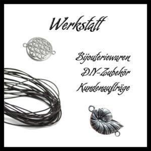 Werkstatt und DIY-Schmuckteile